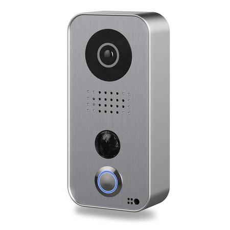 DoorBird D101S Video Door Station Strato-Silver Edition