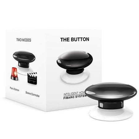 Fibaro The Button Zwart