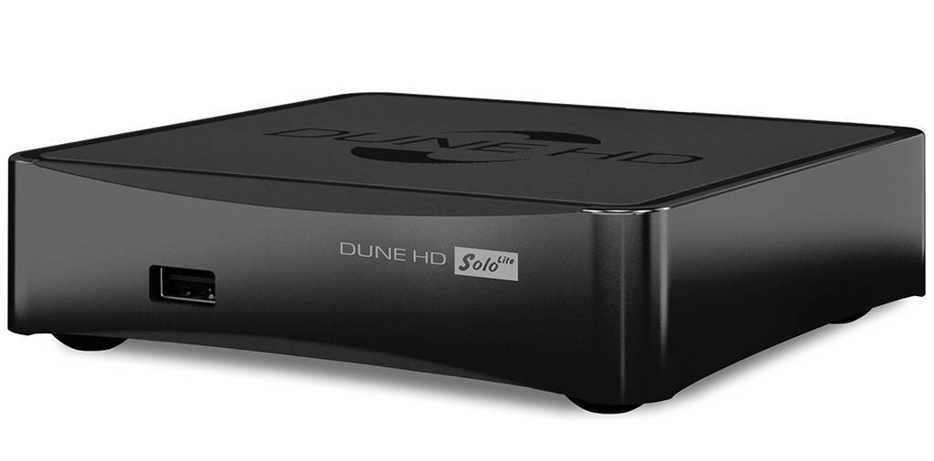 Dune HD Solo Lite, nu leverbaar!