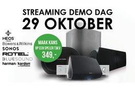 Streaming Demo Dag bij Wifimedia op zaterdag 29 oktober!