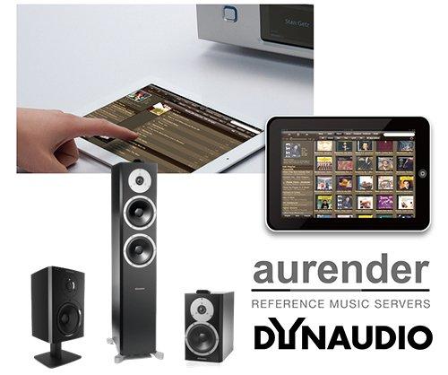 Zaterdag 3 december: Dynaudio en Aurender Demodag