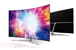 Samsung UHD TV Demo-dag!