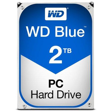 WD Blue WD20EZRZ 2 TB