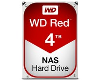 Red WD40EFRX 4 TB