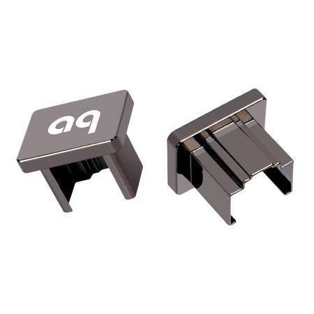 AudioQuest RJ45 Noise-Stopper afdekkapjes (4 stuks)