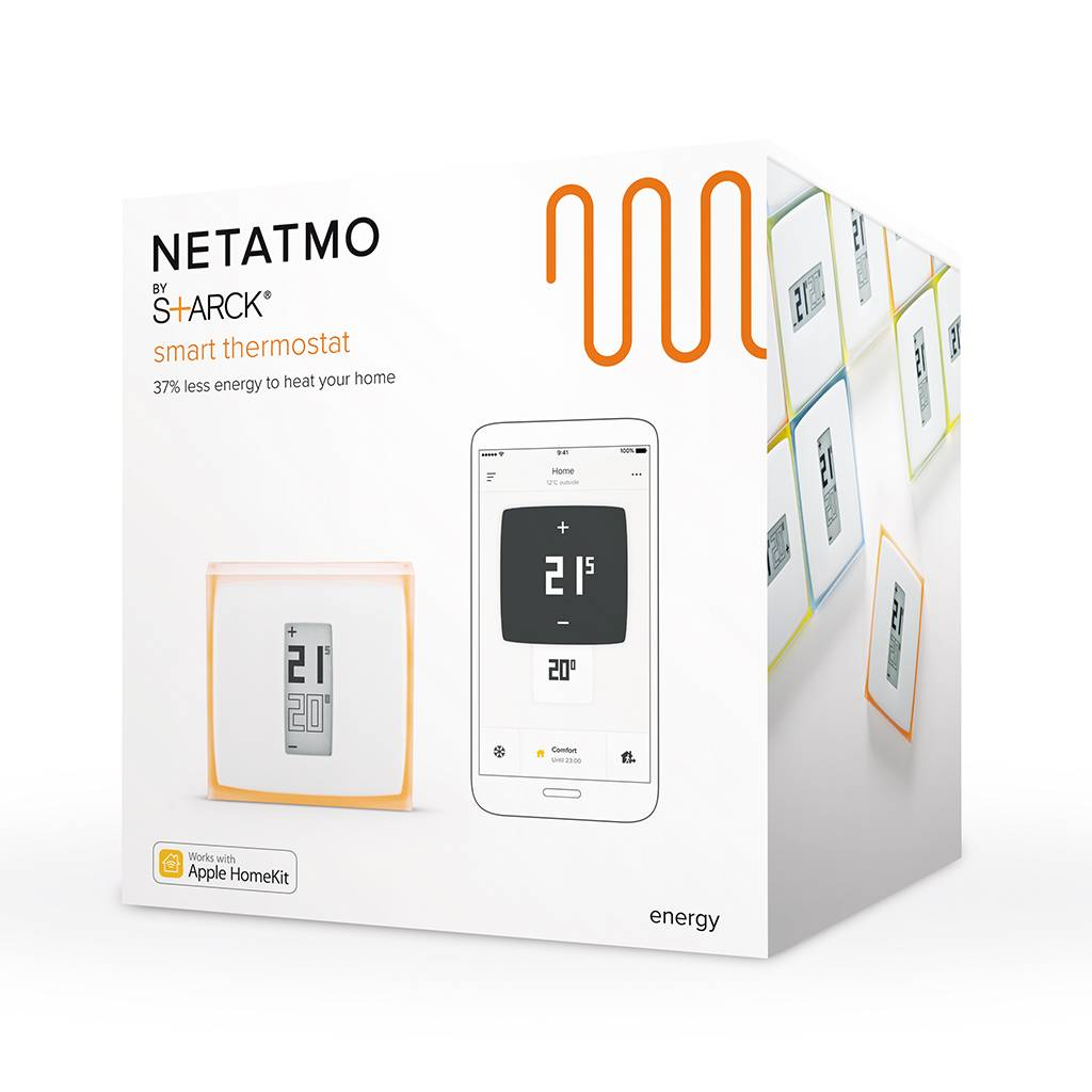 netatmo thermostat wifimedia. Black Bedroom Furniture Sets. Home Design Ideas
