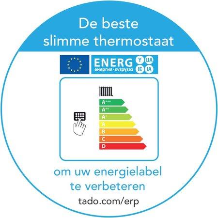 tado° Slimme Thermostaat Uitbreiding