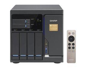 QNAP (Thunderbolt/USB)