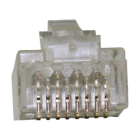 Valueline RJ45 Connector Stranded UTP CAT6 (10 stuks)