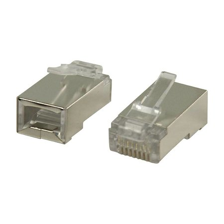 Valueline RJ45 Connector Stranded STP CAT6 (10 stuks)