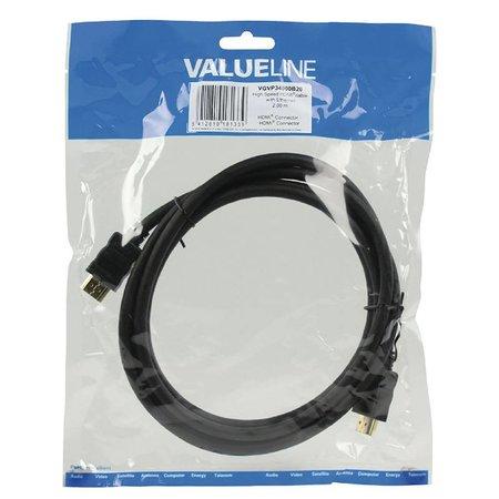 Valueline High Speed HDMI Kabel met Ethernet