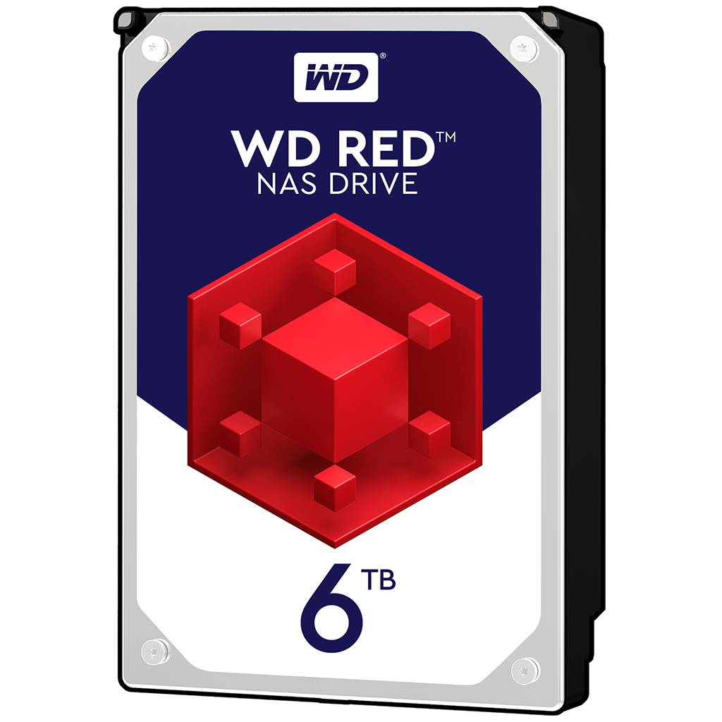 WD Red WD60EFRX 6 TB