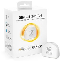 Single Switch works with Apple HomeKit