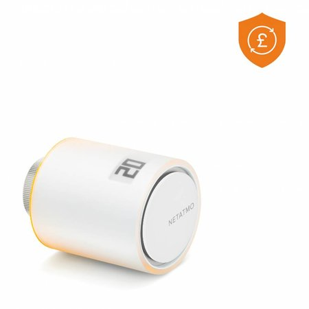 Netatmo Additionele Intelligente Radiatorkraan