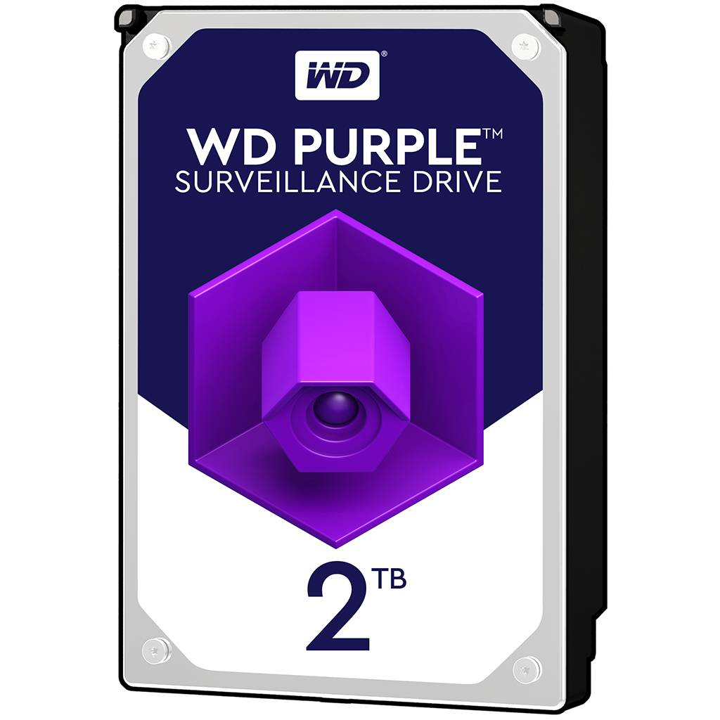 Purple WD20PURZ 2 TB