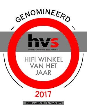 Wifimedia is genomineerd voor HIFI Winkel van het jaar 2017!