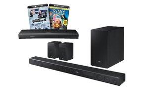 Samsung Dolby Atmos Soundbar Promotie