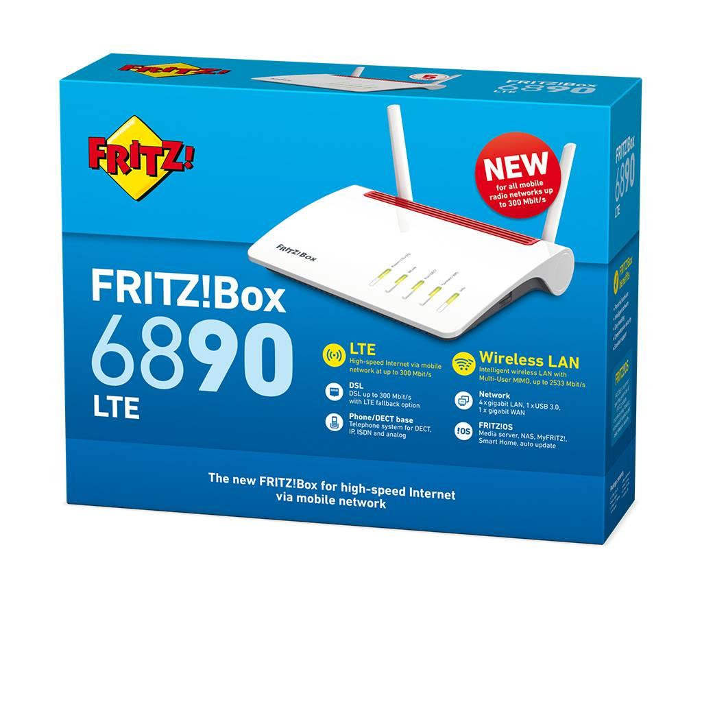 Avm Fritz Box 6890 Lte Wifimedia