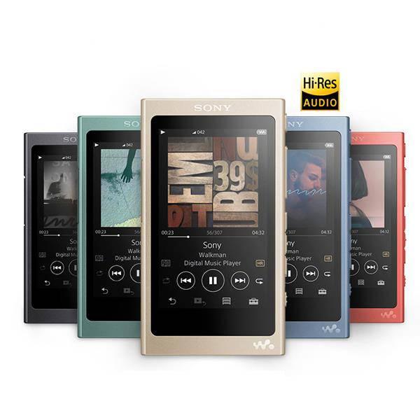 De nieuwe Sony Walkman NW-A45 is nu te bestellen!