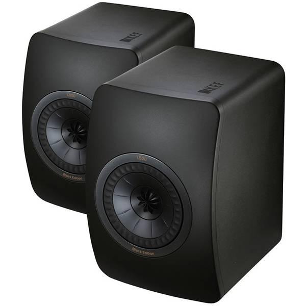 KEF introduceert de LS50 Black Edition!