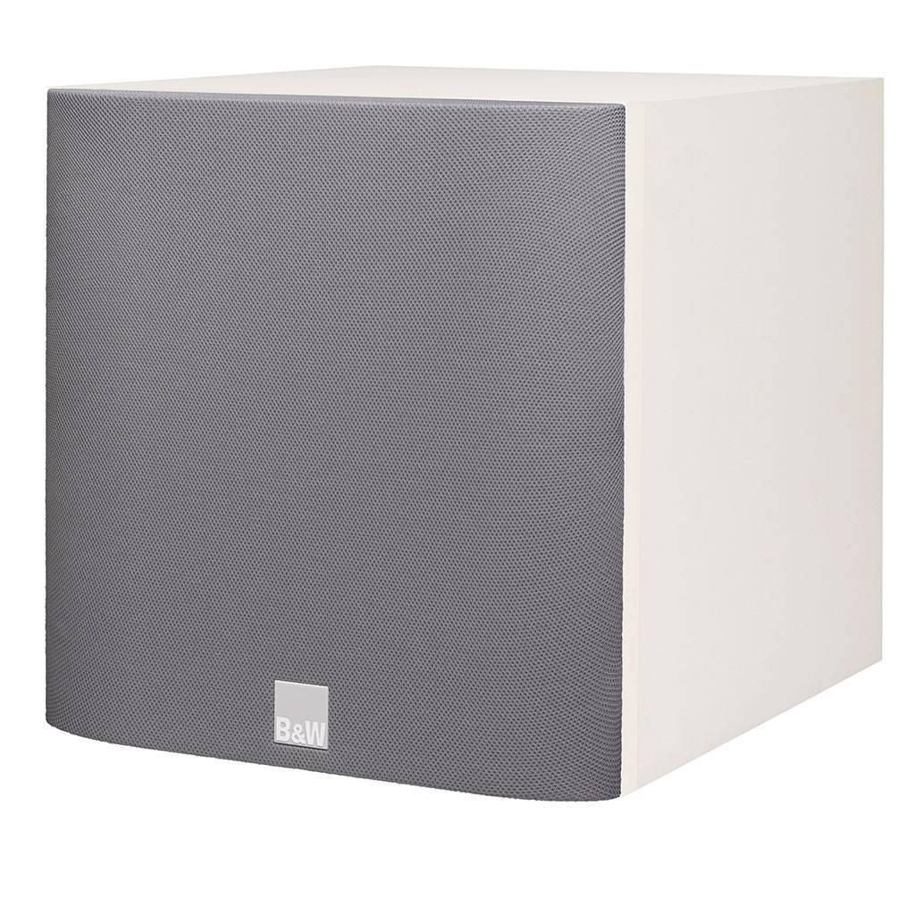 bowers wilkins asw608 zwart wifimedia. Black Bedroom Furniture Sets. Home Design Ideas