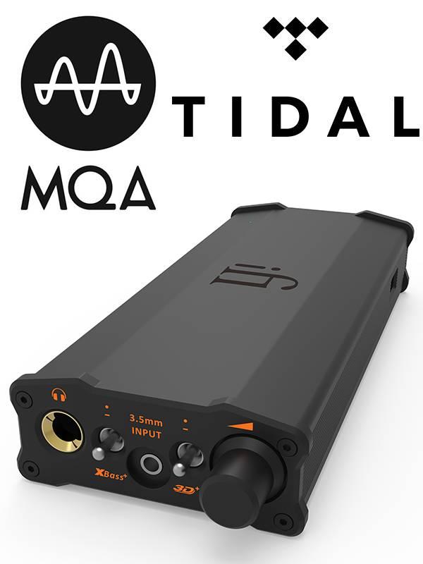 Nieuwe MQA firmware voor iFi DAC's