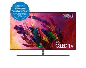 Samsung QLED TV Promotie