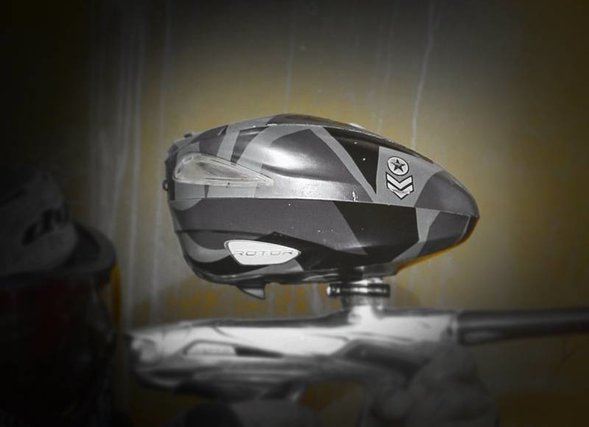 PAINTBALL LOADER - R1