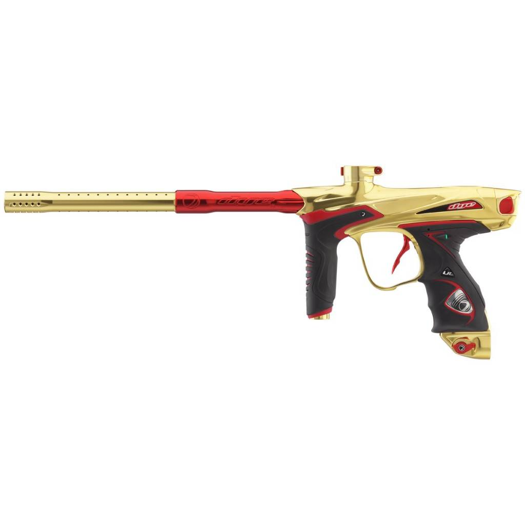 DM15 Gold/Red