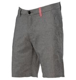 TRADE SHORTS Heather Gray/Salmon