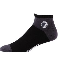 SOCKS LOW CUT<br /> Black