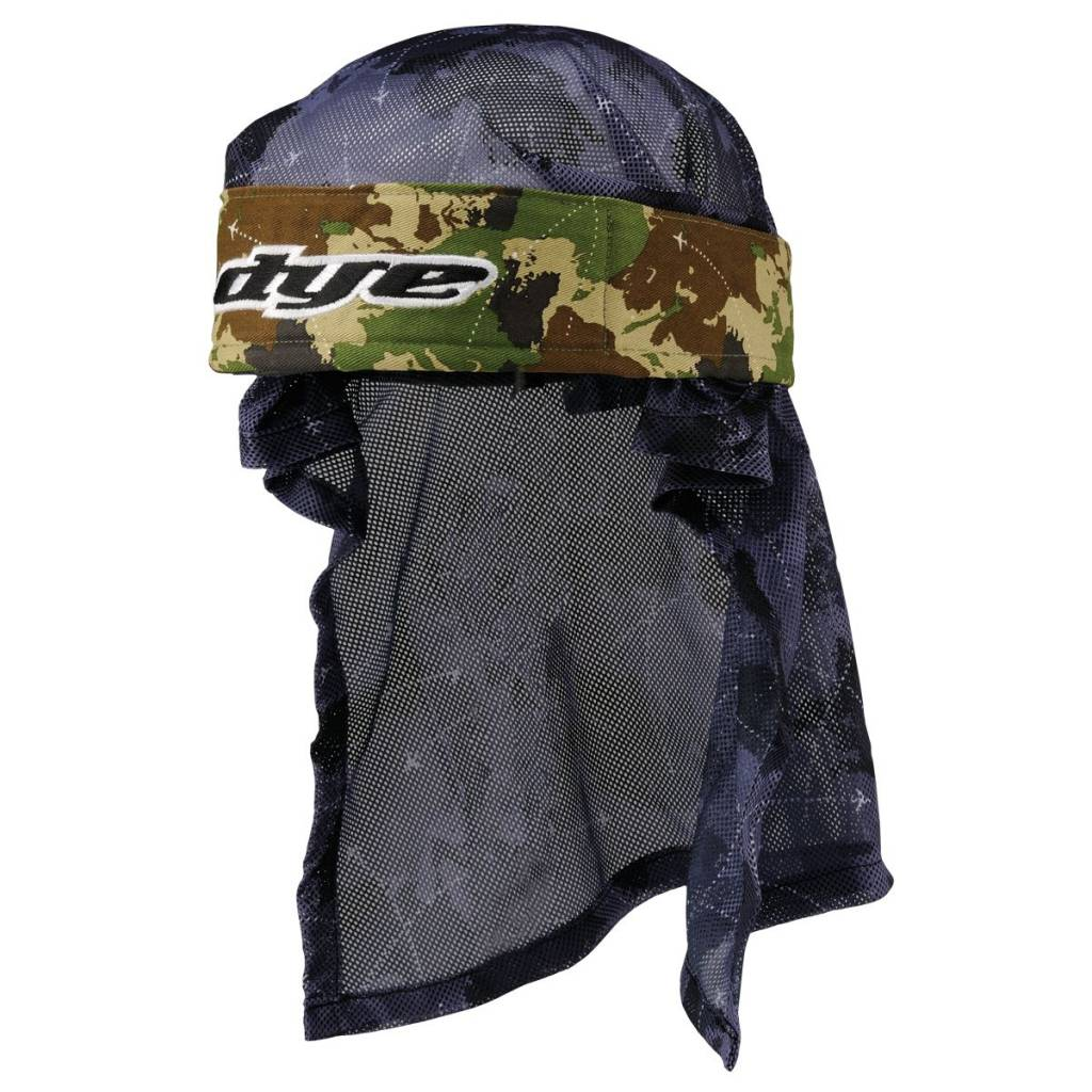 HEADWRAP GLOBAL CAMO