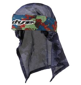 HEADWRAP <br /> GLOBAL BLUE/RED/LIGHT GREEN