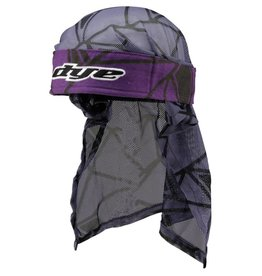 HEADWRAP <br /> INFUSED PURPLE/BLACK/GREY