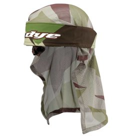 HEADWRAP <br /> BARRACKS OLIVE