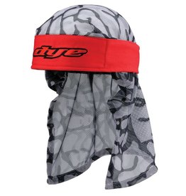 HEADWRAP <br /> SKINNED RED