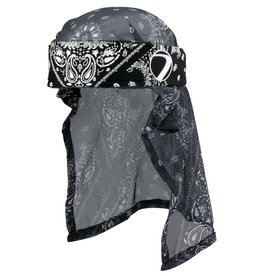 HEADWRAP <br /> BANDANA BLACK
