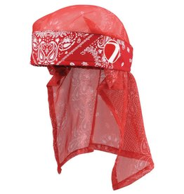 HEADWRAP <br /> BANDANA RED