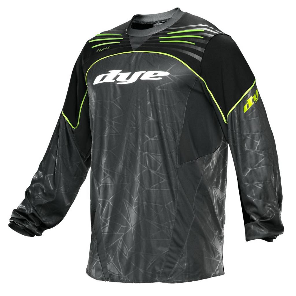UL JERSEY Lime/Gray