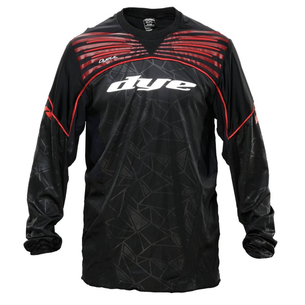 UL JERSEY Black/Red