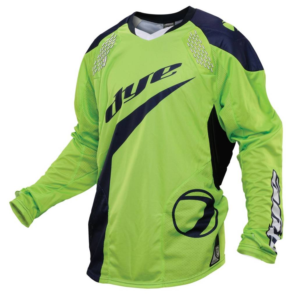 CORE JERSEY ACE Lime/Navy