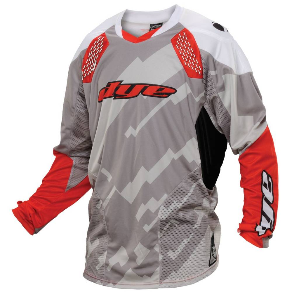 CORE JERSEY AIRSTRIKE Gray/Red