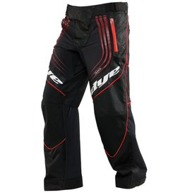 UL PANTS <br /> Black/Red
