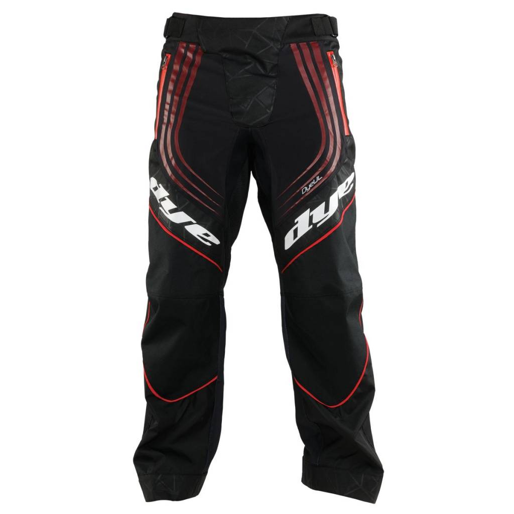 UL PANTS Black/Red