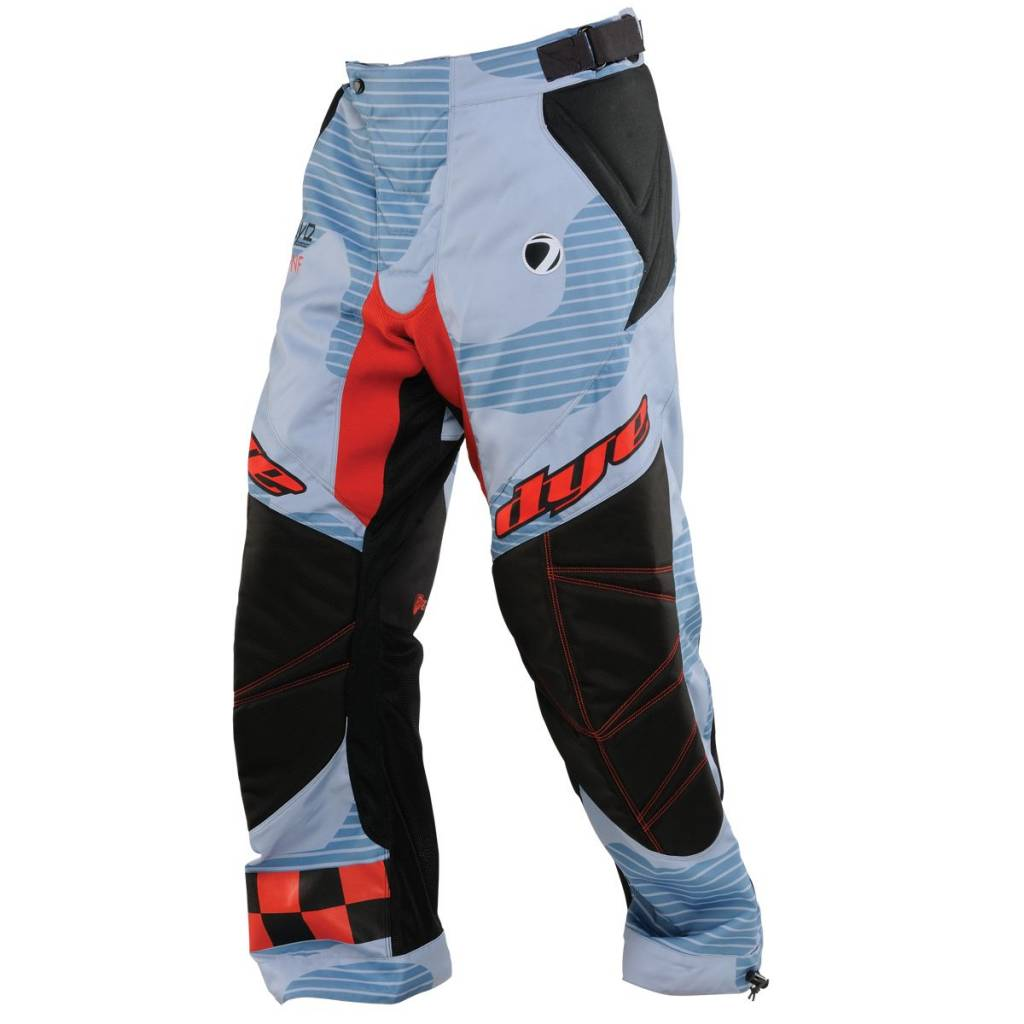 CORE PANTS BOMBER Blue/Red