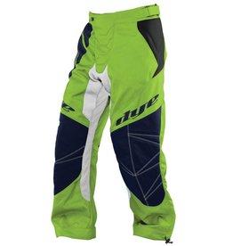 CORE PANTS ACE <br /> Lime/Navy