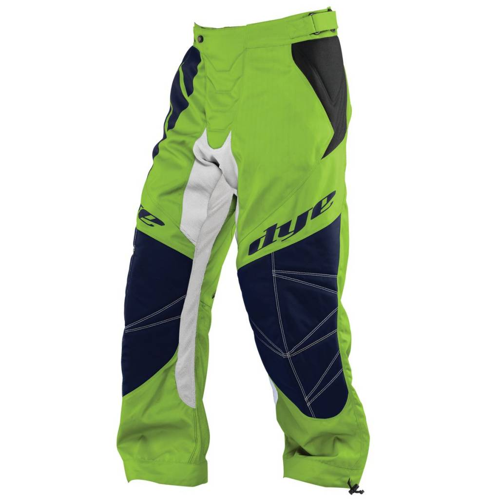 CORE PANT ACE Lime/Navy