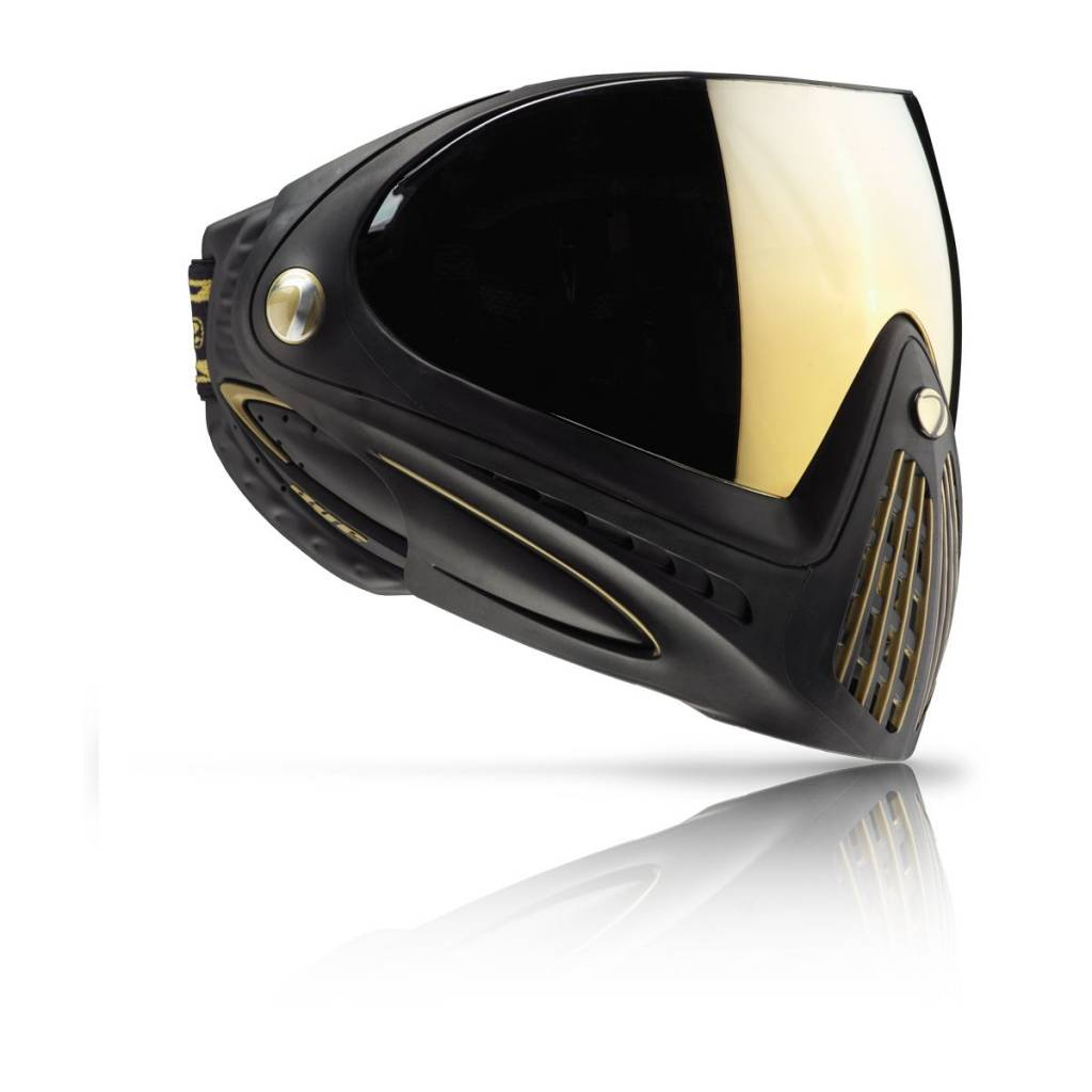 PAINTBALL MASQUE – DYE i4 BLACK GOLD