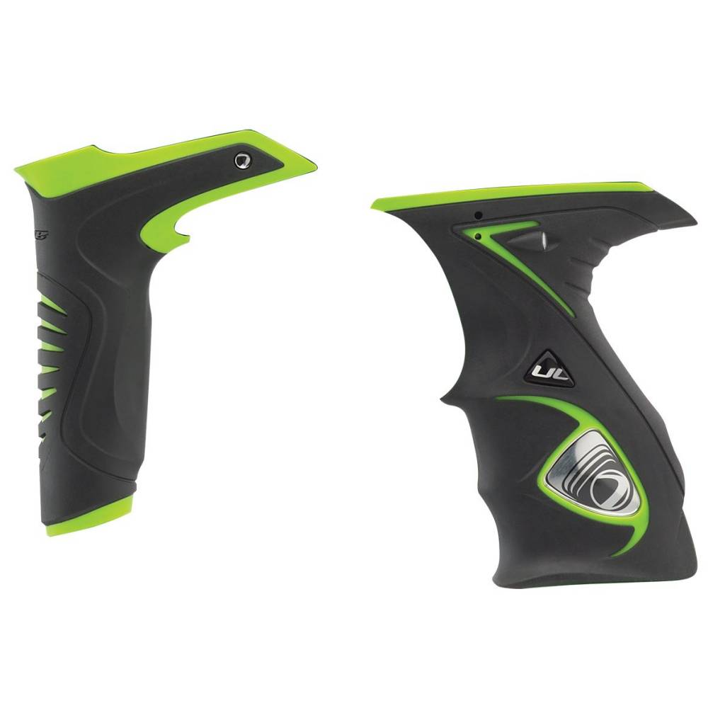 DM14-15 STICKY GRIP™ SLIM BLACK/LIME