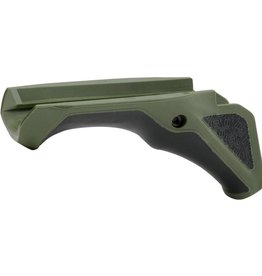 FRONT ANGLED GRIP <br /> Olive Dusted